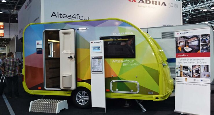 Adria Design your Own Caravan