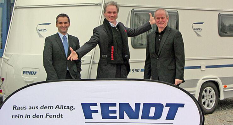 André, Sarrasani, Fendt, caravan, wohnwagen