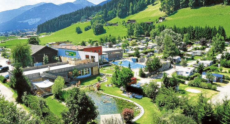 Camping Hell im Zillertal, Tirol
