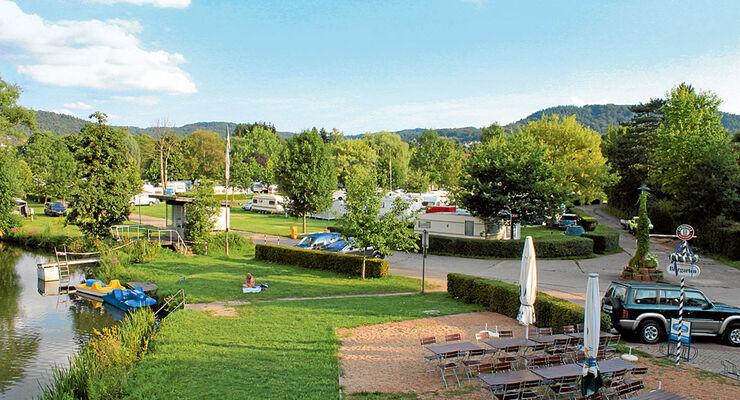 Campingplatz Siersburg