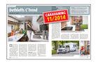 Caravaning 11/2014 Dethleffs C'Trend