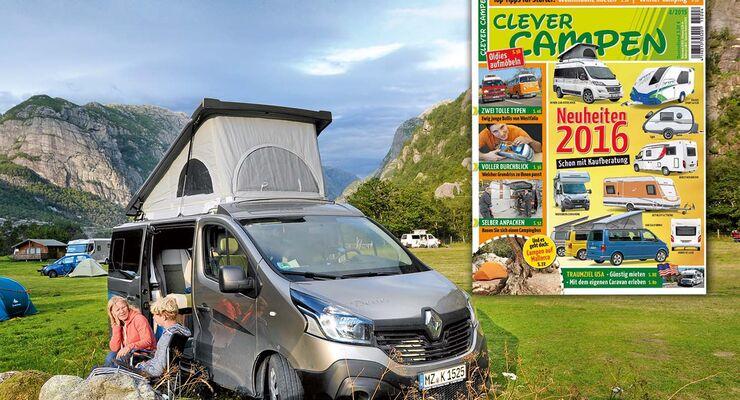 Clever Campen Ausgabe 4/2015