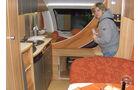Dethleffs Family Prototyp Küche