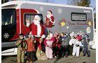 Dethleffs Family Stiftung Weihnachtsmann-Aktion