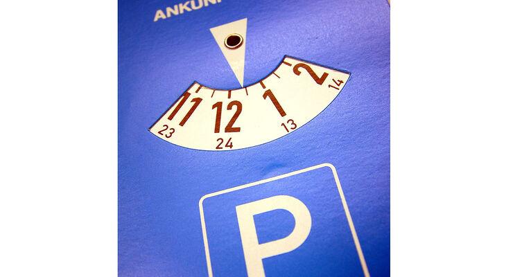 Die Bundesregierung will im kommenden Jahr die Verwarngelder für Parkverstöße erhöhen. Dies sieht ein Änderungsentwurf vor.