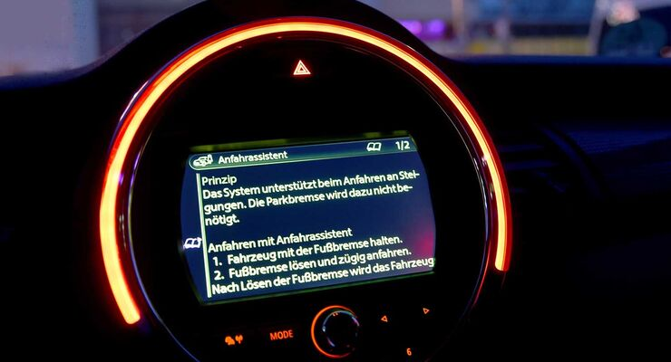 Fahrerassistenzsysteme