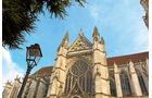 Mächtig: die ehrwürdige Kathedrale von Auxerre