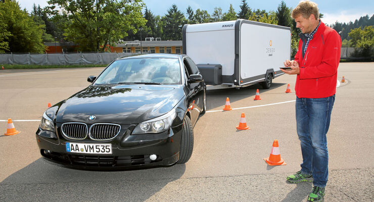 Neues Zubehör: Smart Trailer Parking