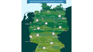 Radwege Deutschland