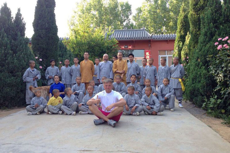 Shaolin-Meister