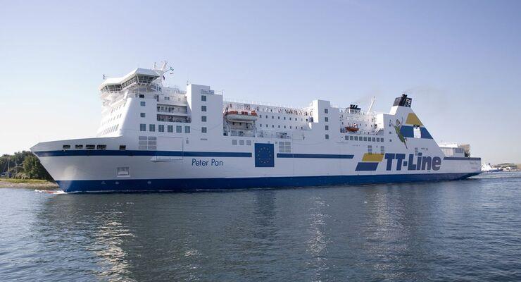 TT-Line räumt für Reisen ab Rostock zum südschwedischen Hafen Trelleborg Preisvorteile von 17 Prozent und mehr ein.