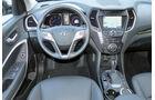 Test: Hyundai, Cockpit
