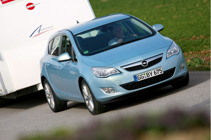 Test: Opel Astra 2010