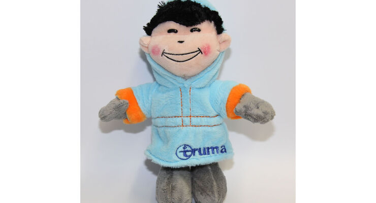 Truma sucht einen Namen für das Eskimo-Maskottchen. VIP-Einladung zum Caravan Salon Düsseldorf zu gewinnen.