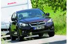 Zugwagen-Test: Subaru XV, CAR 08/2012 - Gespann