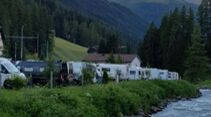 Campingplatz Rinerlodge Davos