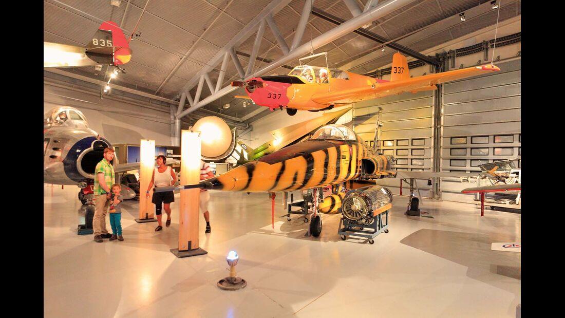 """Norsk Luftfartsmuseum"" in Bodø"