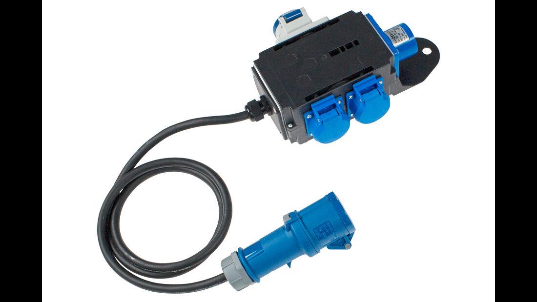 230-V-Stromanschluss