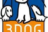 3DOG Camping Logo