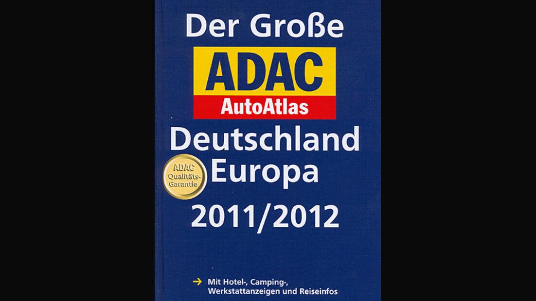 Adac, atlas, Reisemobil, wohnmobil, caravan, wohnwagen