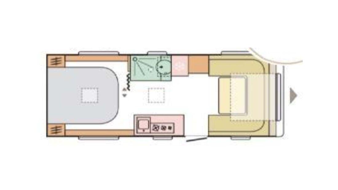 Adria Adora 593 UP (2022)