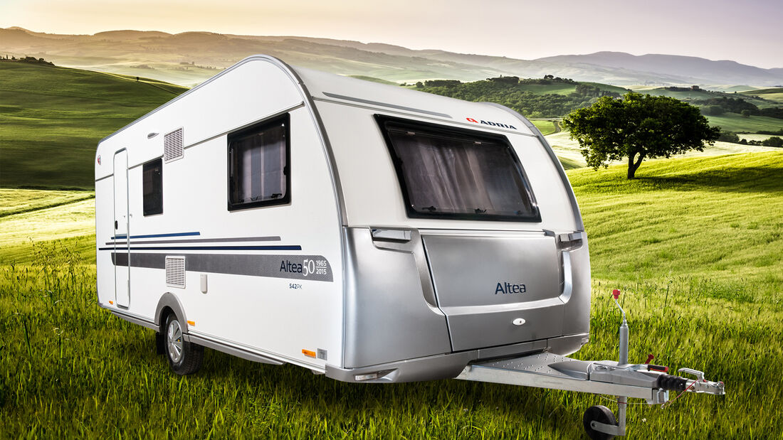 Adria Altea Silver Edition 50 Years