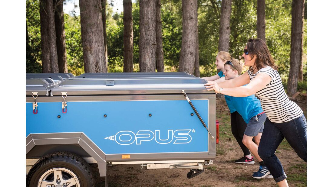 Air Opus Faltcaravan (2020)