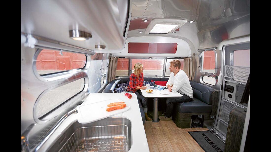 Airstream 684 Inneneinrichtung