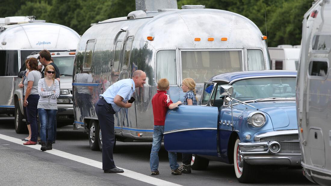 Airstream Caravan Europatreffen