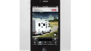 Alko ist mit einer eigenen App, die gratis im Apple App Store erhältlich ist, auf iPhone und iPad vertreten