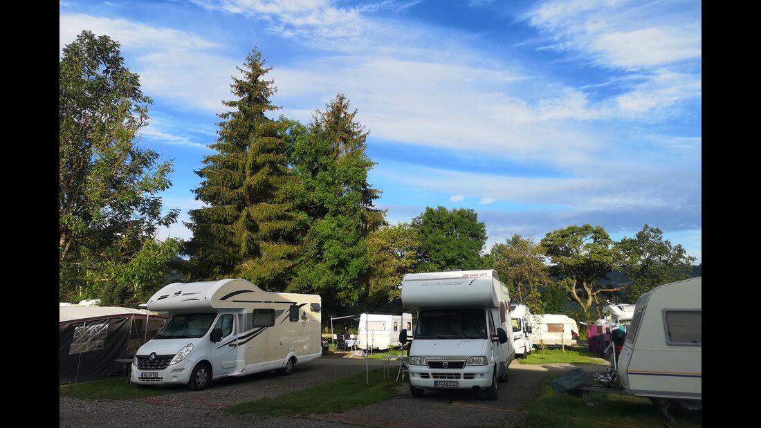Alpsee Camp
