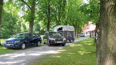 Anhängerassistent von Audi und Westfalia