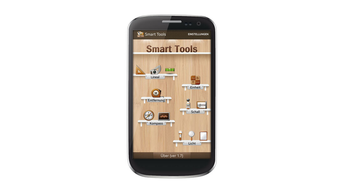 App für Tools