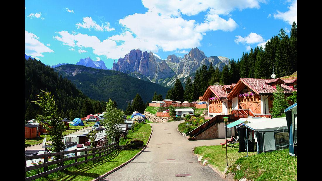 Archiv: Campingplatz-Tipps: Camping-Bestenliste, CAR 08/2012 - Camping Vidor