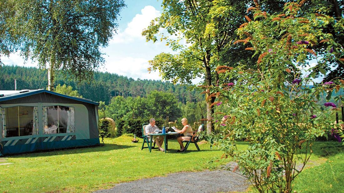 Ardennen Camping Bertrix
