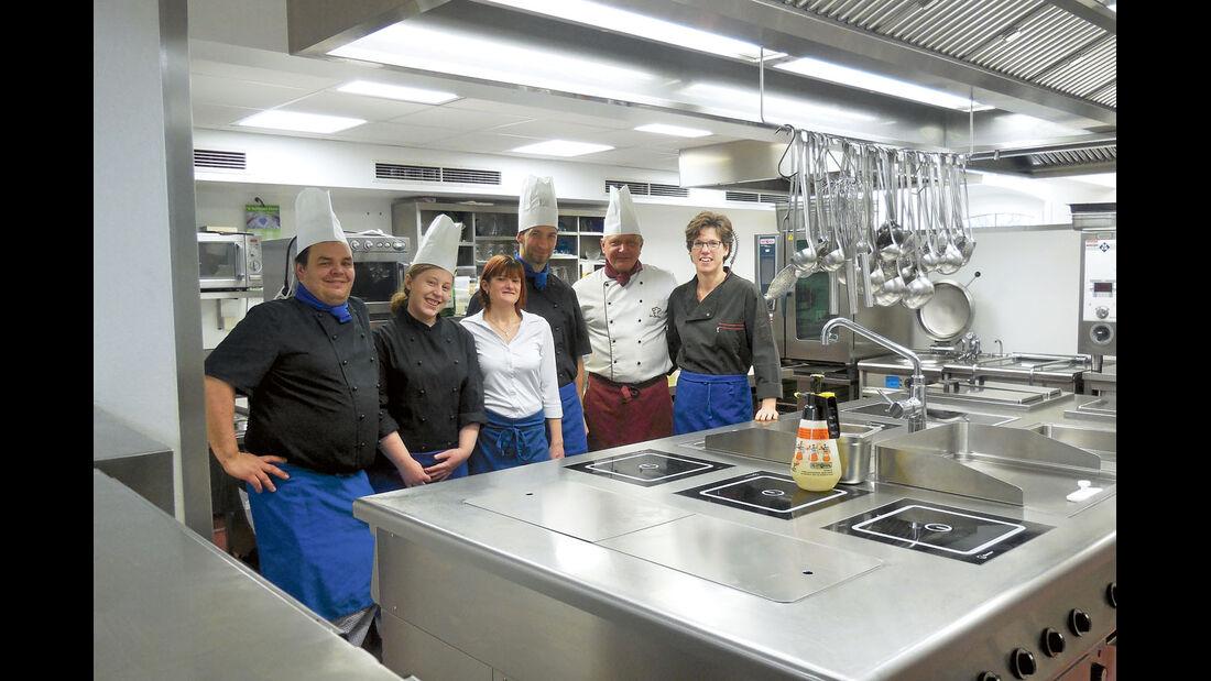 Arterhof Küchenteam