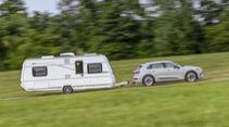Audi E-Tron und Mercedes EQC