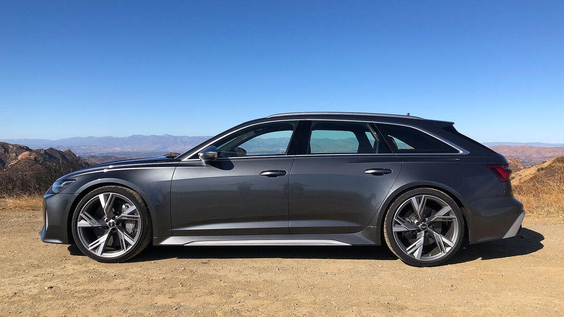 Audi RS6 Modelljahr(2020)