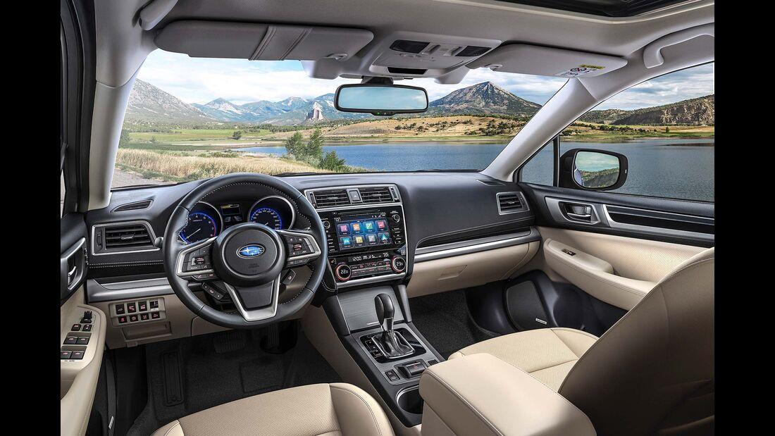Automatik Innenraum Subaru