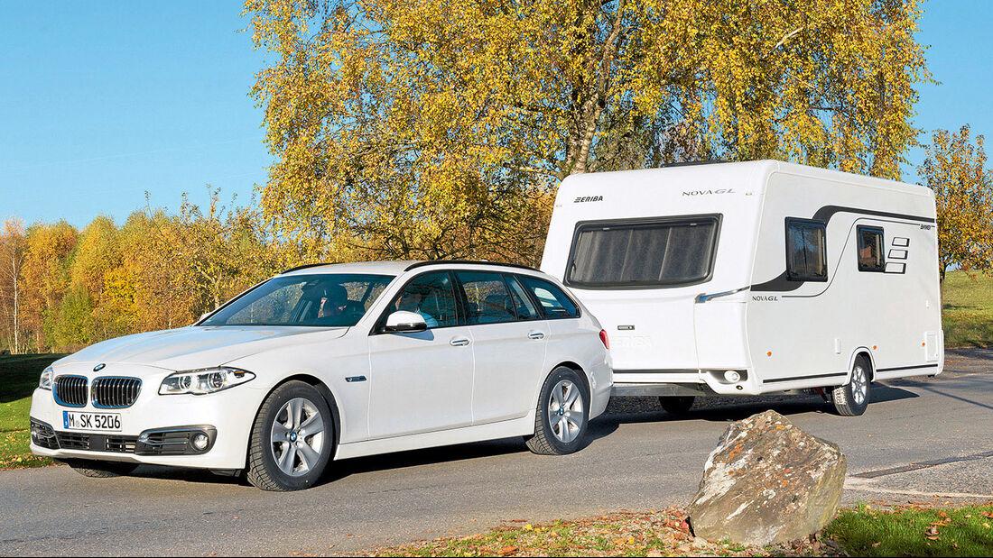 BMW 5er Zugwagen