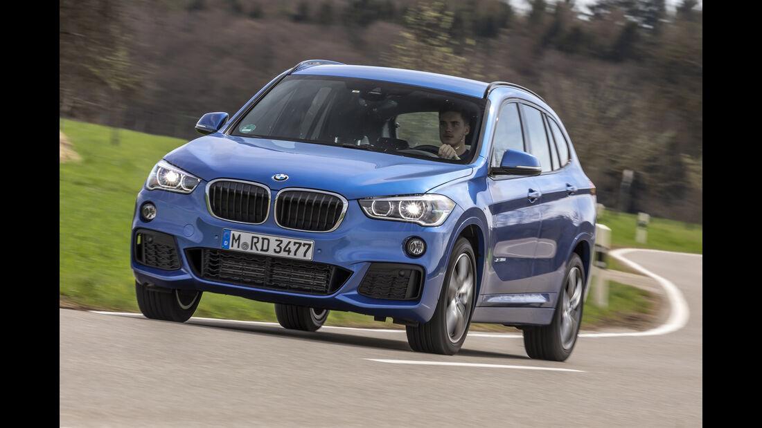 BMW X1 xDrive 25d, Exterieur