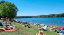 Badesee Camping Pahna