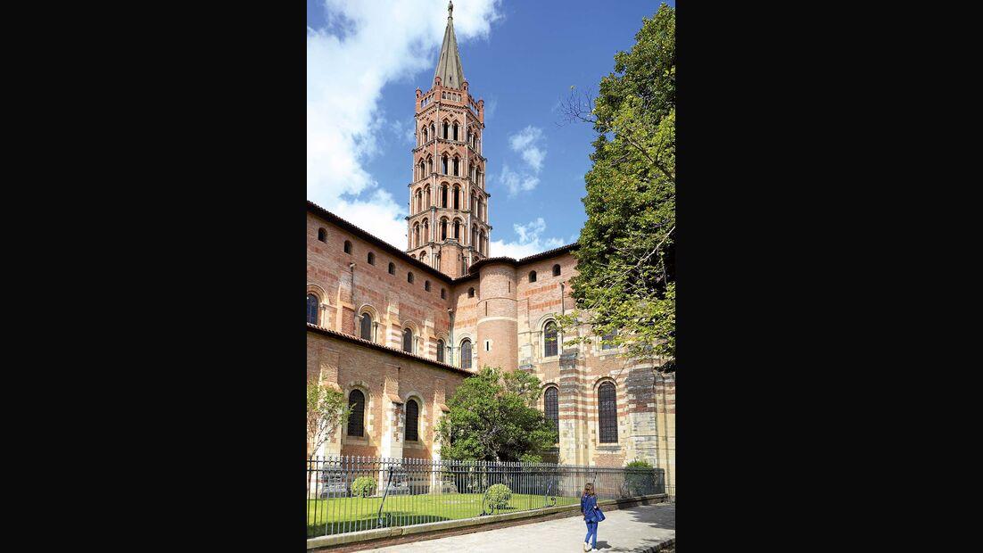 Basilika Saint-Sernin Toulouse