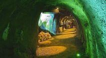 Begehbare Höhlen Iberger Tropfsteinhöhle