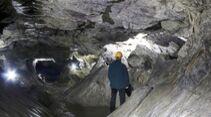 Begehbare Höhlen Segeberger Kalkberghöhle