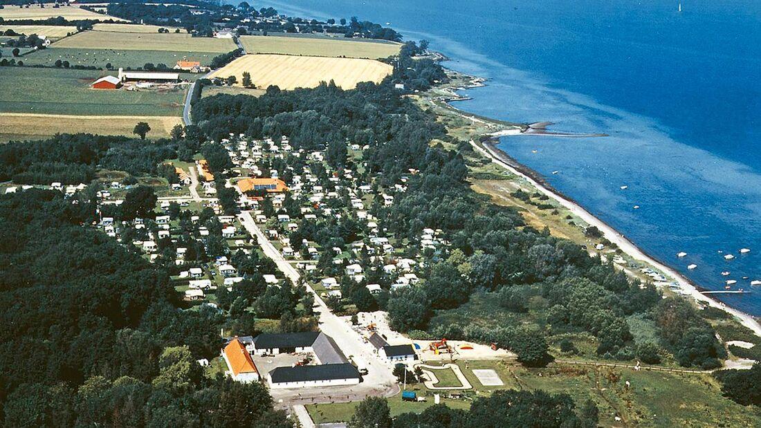 Bosore Strand Feriepark Dänemark