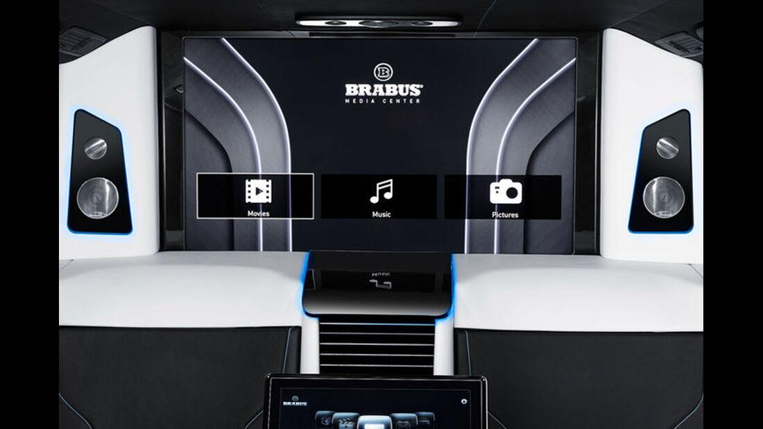 Brabus Business Lounge V-Klasse