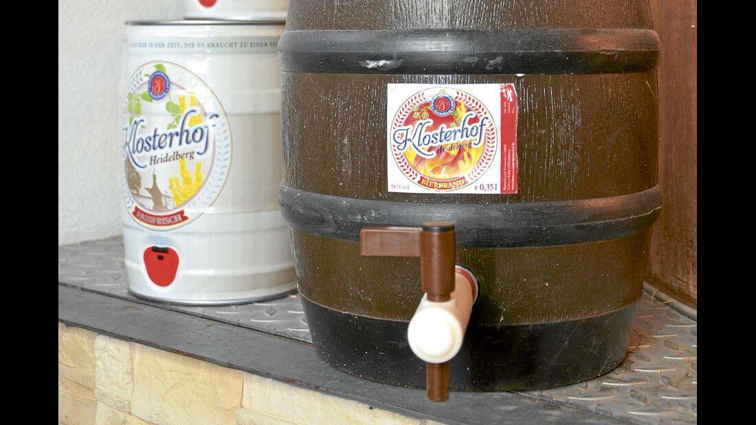 Brauerei zum Klosterhof Heidelberg