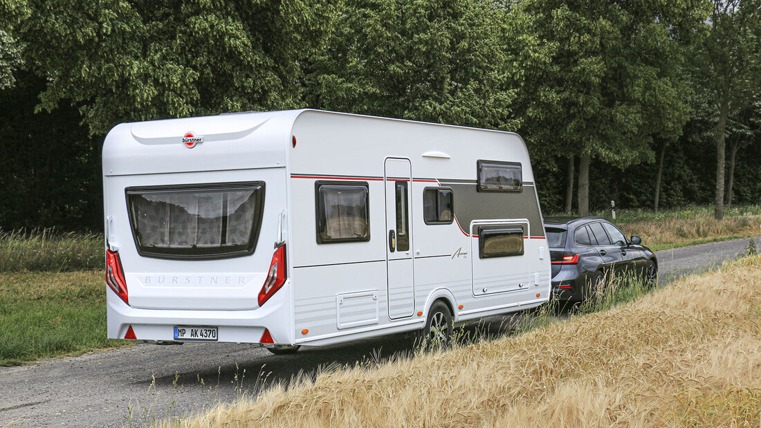 Bürstner Averso Plus 510 TK (2021)