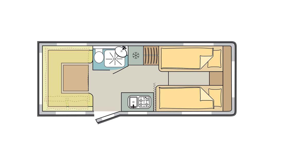 Bürstner Averso Plus 520 TL (2021)